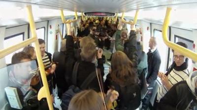 Музыкальный поезд