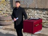 ФОТО: в Нарве состоялась передача останков советских солдат российской стороне