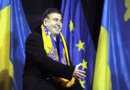"""На Украине зарегистрирована партия Саакашвили """"Рух новых сил"""""""