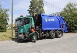 Новые цены на вывоз мусора в Нарве начнут действовать с 26 июля