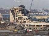 В Петербурге рухнула крыша СКК – под завалами ищут рабочих