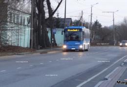 С 1 мая автобусы между Нарвой и Нарва-Йыэсуу будут ходить чаще