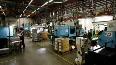 В июне промышленное производство в Эстонии сократилось на 5%