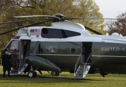 В Вашингтоне рассекретили новый вертолет Трампа