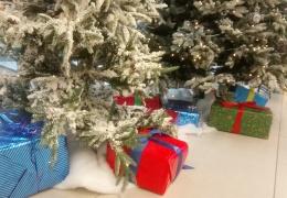 Жители Эстонии готовы потратить на рождественские подарки 180 евро