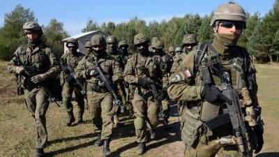 Польша разместит в Йыхви 150 военнослужащих