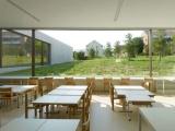Оригинальный детский сад в Швейцарии