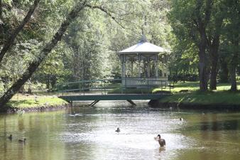Парки Нарва-Йыэсуу реконструируют, но для этого предстоит найти 700 тысяч евро