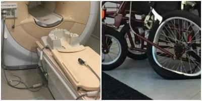 Пациентку в инвалидной коляске засосало в аппарат МРТ: ущерб на тысячи долларов