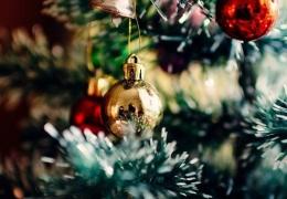 В Нарве искусственные елки популярнее натуральных