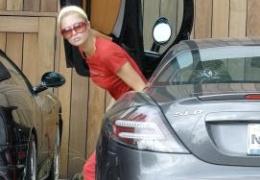Не паркуйтесь рядом с Paris Hilton