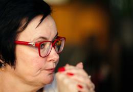 Катри Райк: будет жаль, если в Нарве все останется так, как было последние 20 лет