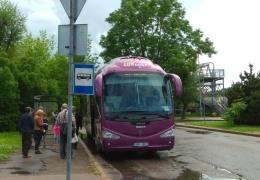 Владелец фирмы Lux Express хочет подарить Нарве автобусный павильон