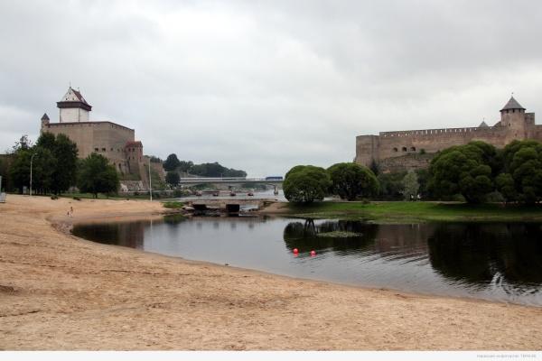 МВД Эстонии хочет построить патрульную тропу вдоль реки Нарова