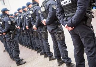 Десять эстонских полицейских отправятся помогать литовским пограничникам