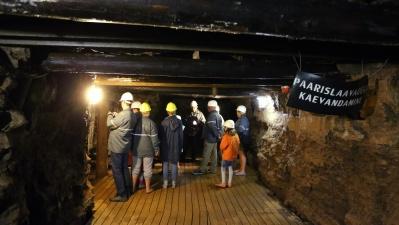 Туристический поток в Ида-Вирумаа сокращается уже третий месяц подряд
