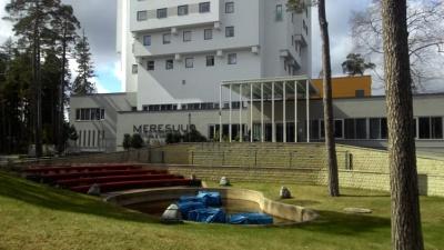 Кредиторы cнизили цену отеля Meresuu до 7 млн евро