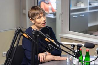 Керсти Кальюлайд: реформа пенсионной системы может плохо сказаться на планах жителей Эстонии