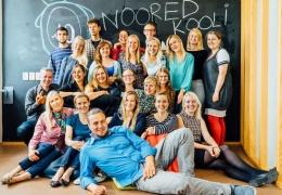 Нарвские школьники две недели будут учить эстонский язык в городском лагере