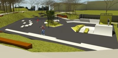 Нарва объявила тендер на строительство современного спортивного парка