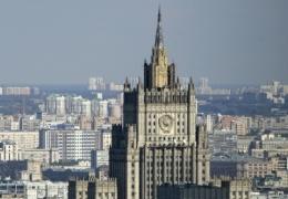 МИД России: заявление Британии о причинах авиакатастрофы «шокирует»