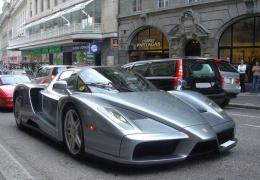 Автомобили известных футболистов
