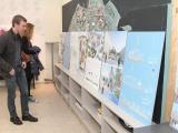 Разрушенные дома превратятся в валуны на Стокгольмской площади