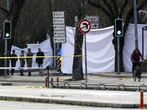 В Турции на бомбе подорвался военный автомобиль: погибли шесть человек