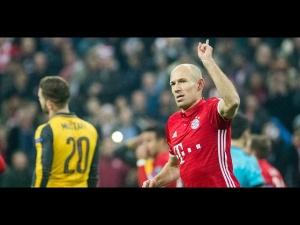 """""""Бавария"""" - """"Арсенал"""", счет 5:1."""