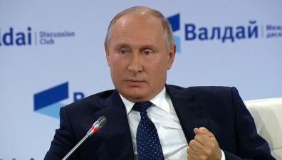 Путин: трагедия в Керчи стала результатом глобализации