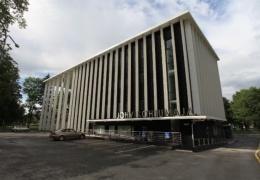 Поиском источника зловония в здании Вируского окружного суда в Йыхви займутся ученые