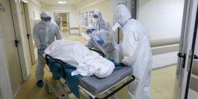 За последние сутки в России зафиксировали рекордные 13 868 заражений коронавирусом