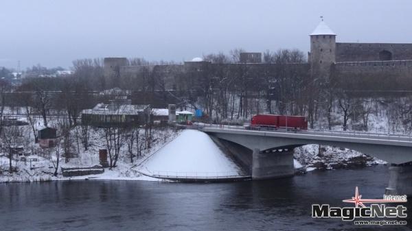 Вкладыши в паспортах жителей Нарвы и Ивангорода отменят