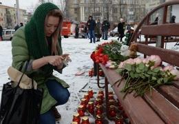 В православных храмах по всей России помолятся за упокой погибших при пожаре в кемеровском ТЦ
