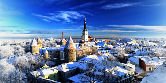 В Таллинне и Пярну были побиты все температурные рекорды: еще никогда в мае не было настолько холодно
