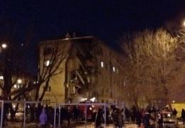 В Тюмени обрушился целый подъезд жилого дома, который власти отказывались признавать аварийным