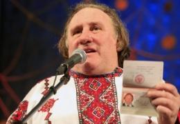 Жерар Депардье стал владельцем виноградников в Крыму