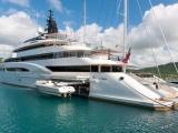 Яхта за 1.3 млн долларов в неделю
