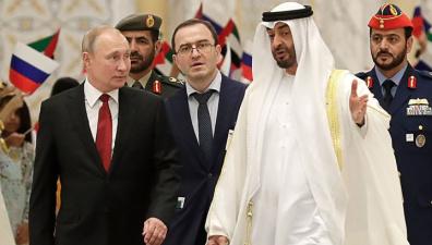 Путин: на отдыхе в Абу-Даби россияне тратят суммы, сопоставимые с товарооборотом РФ - ОАЭ