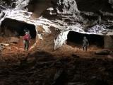 В Южной Дакоте внезапно образовался провал на дороге, под которым оказалась целая система пещер