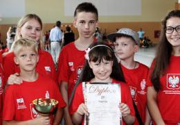 Екатерина Ткаченко выиграла соревнования и российских, и польских соотечественников