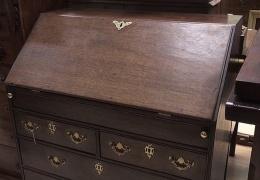 Неожиданная находка в старой мебели начала ХХ века
