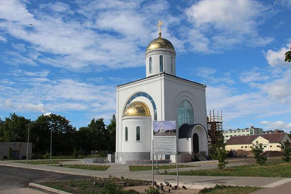 В церковь на Мыйза можно будет попасть и на колясках