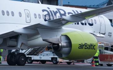 Air Baltic планирует открыть в Эстонии к концу года центр обслуживания