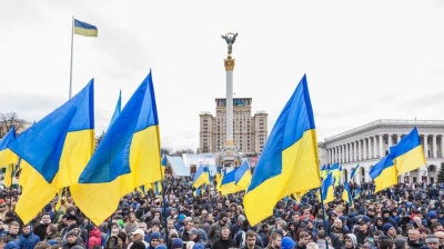 """На Украине из-за протестов и угроз отменили телемост с Россией """"Надо поговорить"""""""