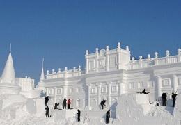 В Нарве построят барочную крепость из снега и льда