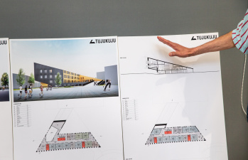 Проект новой основной школы в Йыхви оказался слишком тесным