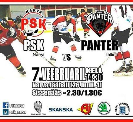 PSK vs Panter