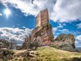 Испанский замок Сафра, который можно было увидеть в Игре Престолов