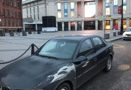 В Санкт-Петербурге продают автомобиль с невероятной историей